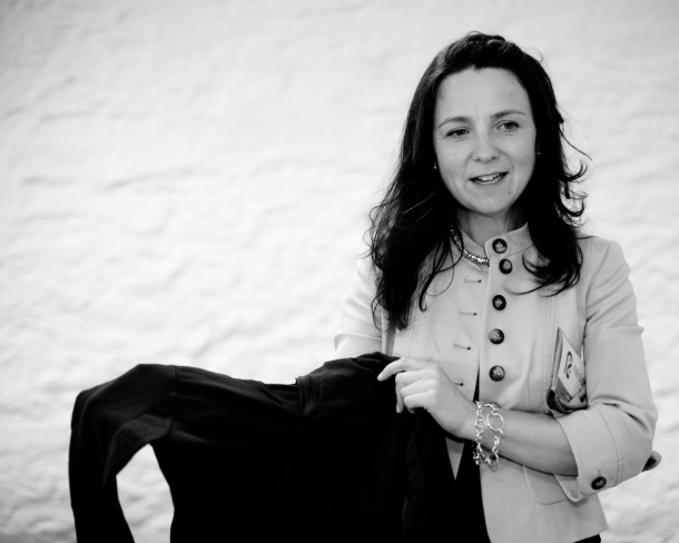Leading sustainable textiles expert and biov8tion founder Sophie Mather