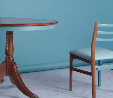 The Living Furniture Project upcycled designs