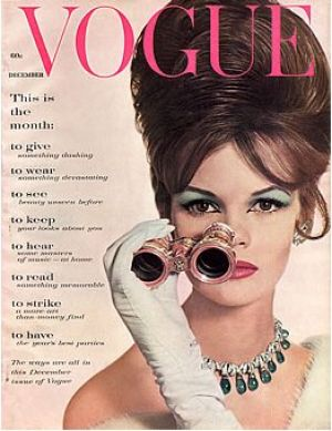 Vintage Vogue December 1960