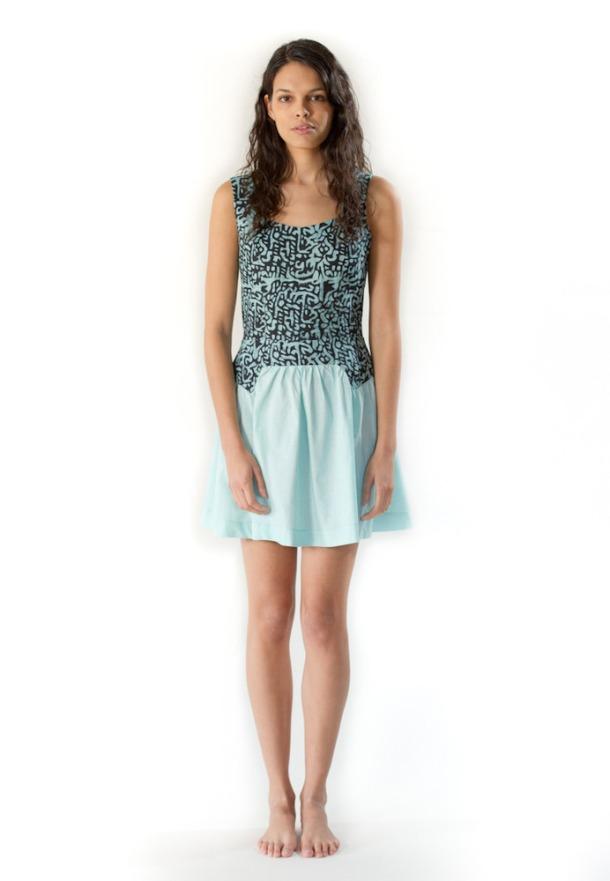 Ashleigh dress by Choolips.