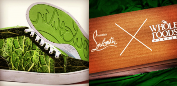 Future green soles by Louboutin or just another internet hoax?