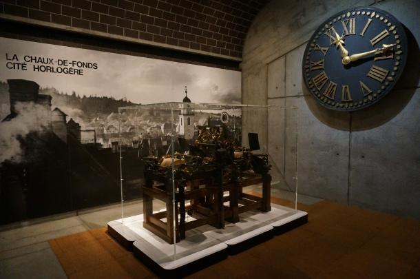 Keeping time: The International Watchmaking Museum in La Chaux-de-Fonds