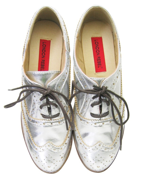 London Rebel brogues. Photo via fashion-conscience.com