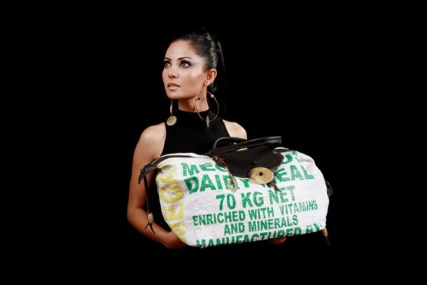 Adèle Dejak Recycled Bags