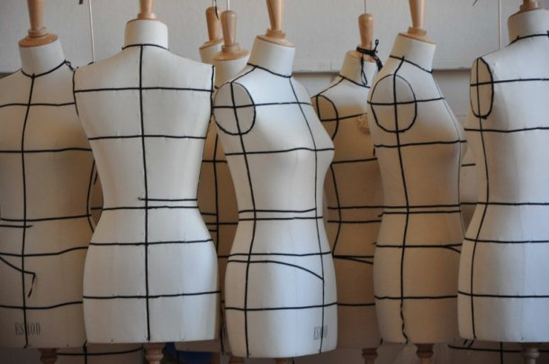 ESMOD Berlin believes that designers have greater responsibility for sustainability in fashion. Photo via ESMOD Berlin.