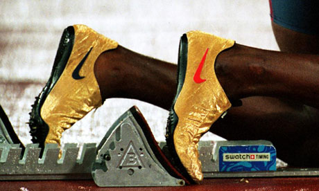 Problems still exist in Nike's supply chain but the corporation today operates with an openness and transparency that would have been unthinkable 20 years ago. Photo: Neal Simpson/EMPICS Sports Photo Agency via The Guardian