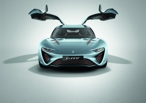 It's Electrifying! 2014 Geneva Motor Show