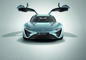 It's Electrifying! 2014 Geneva MotorShow