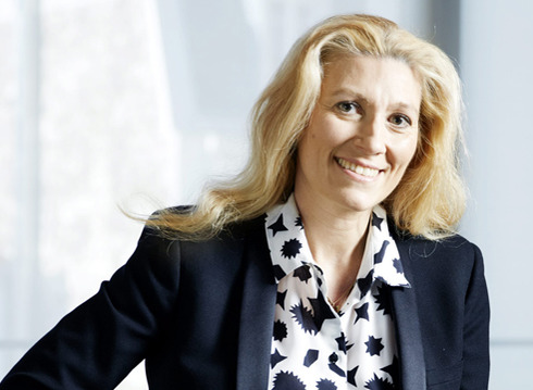 Marie-Claire Daveu is the Chief Sustainability Officer of Kering. Photo via Madame Figaro.