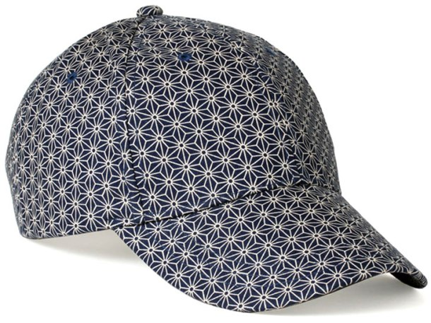 David Guarino's Zillion caps  made from vintage kimonos. Photo via Designboom.