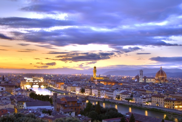 Luxury executives will gather in Florence, Italy in April 2015 for the Condé Nast International Luxury Conference.