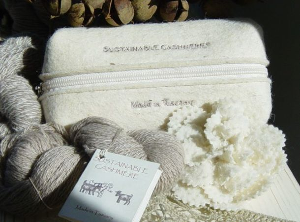 Chianti Cashmere is produced with respect for local traditions and the environment.