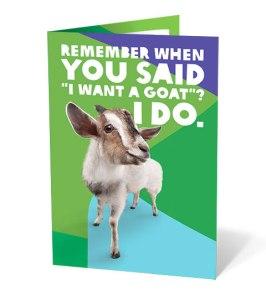 goat card oxfam