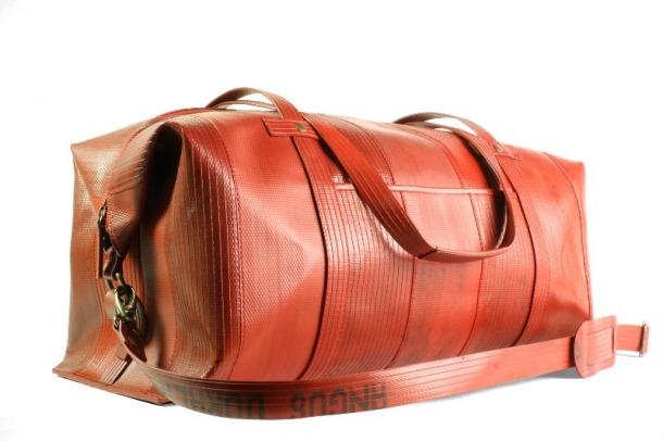 Elvis & Kresse's weekender bag.