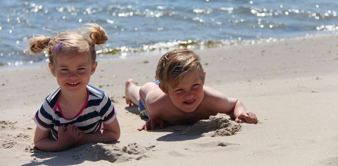 Danish company Katvig produces sustainable clothes for children. Photo via katvig.com