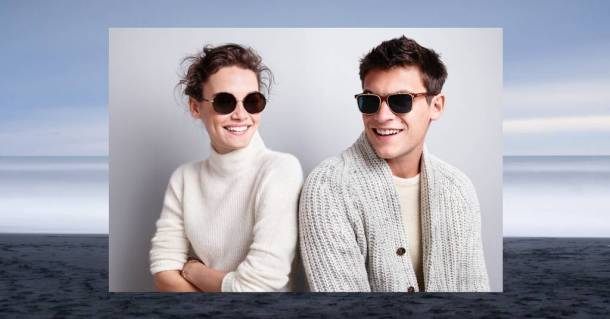 WarbyParker eyewear. Photo via warbyparker.com