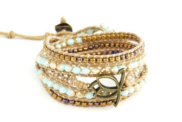 Senhoa Luxe bracelet from its Chance collection. Photo via senhoa.com