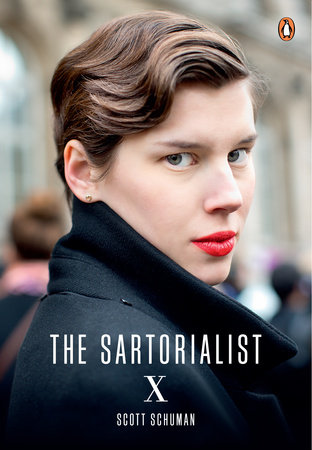 Cover of The Sartorialist: X by Scott Schuman. Photo via Penguin.com