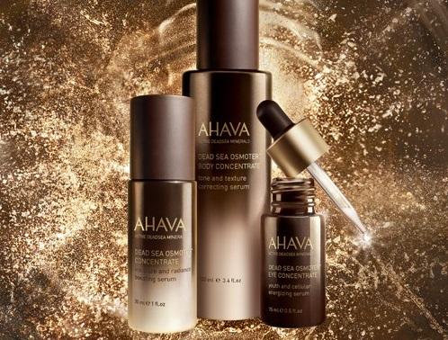 Ahava-cosmetics