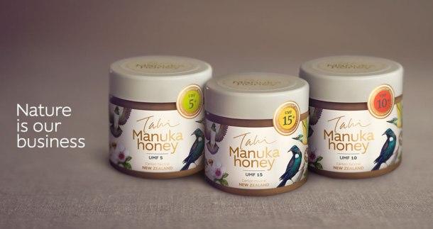 Tahi Manuka honey. Photo via Tahi website.