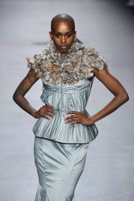 monique collignon haute couture